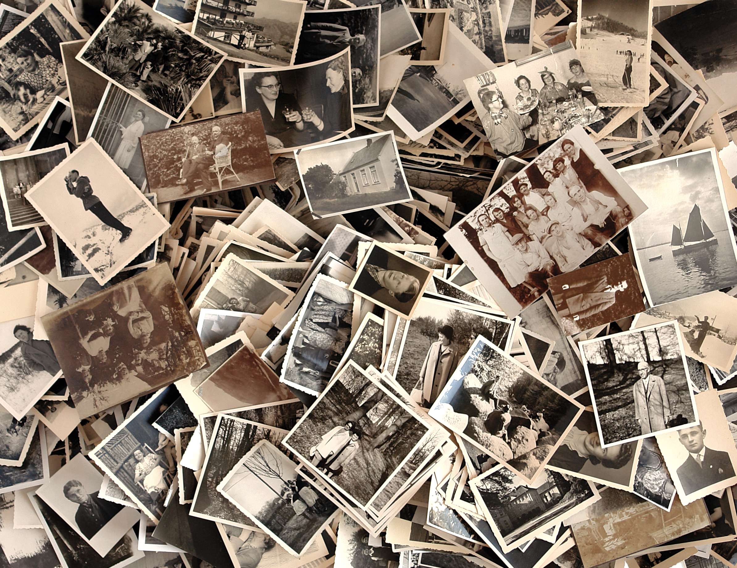 old black-and-white photos