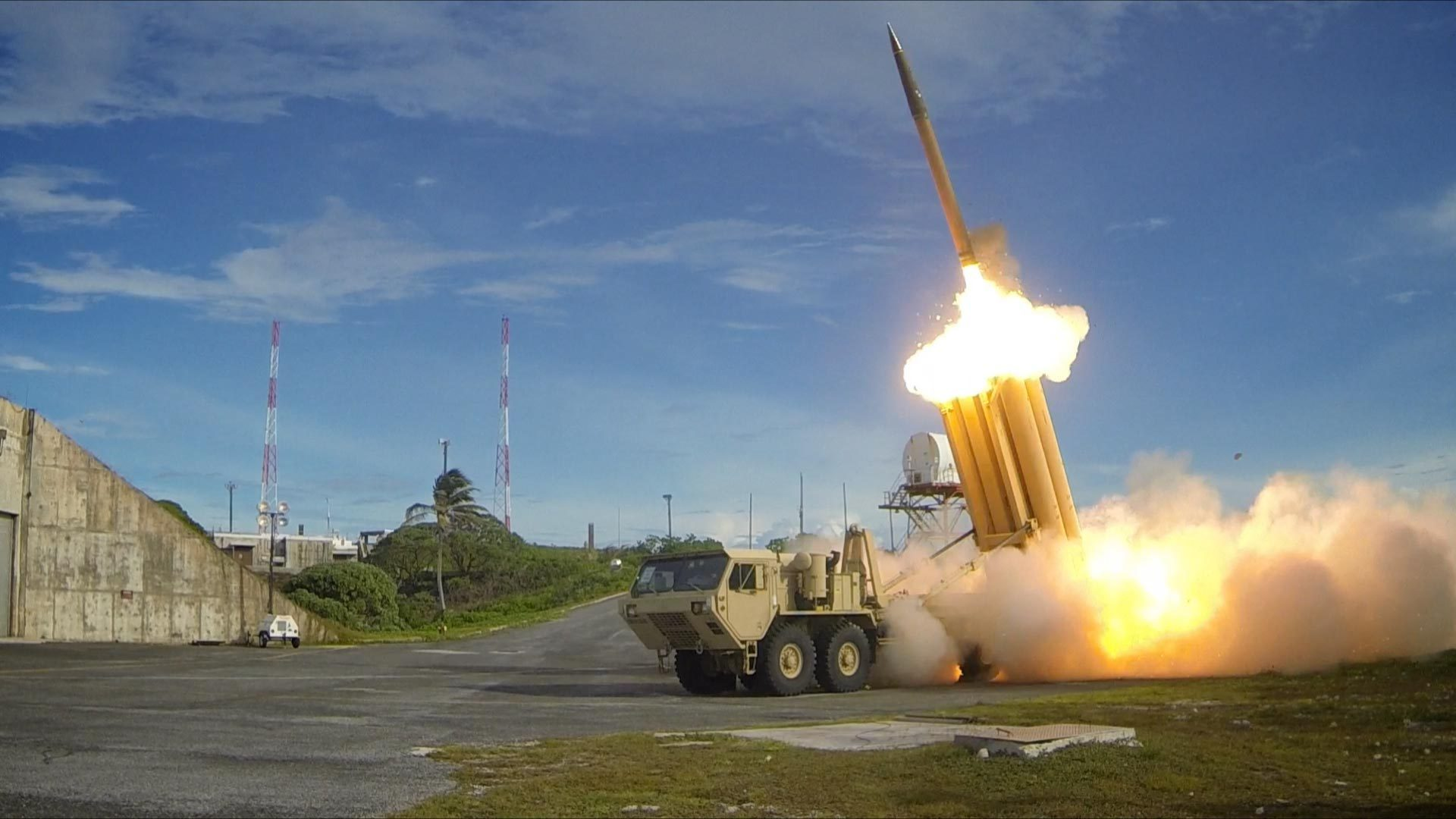 Missile Defense Agency FTO-01 Flight Test