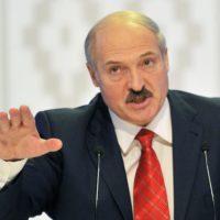 Лукашенко работа