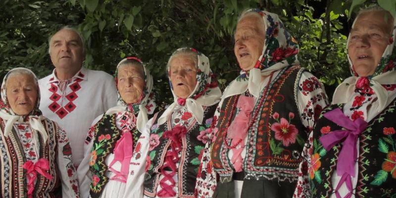 Фольклорная группа «Рассвет», д. Дятловичи, Лунинецкий р-н. Брестской области