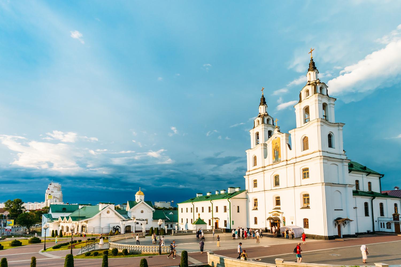 Кафедральный собор Сошествия Святого Духа, Минск