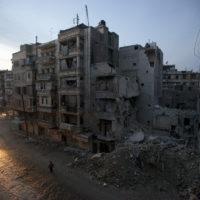 Syrias Civil War