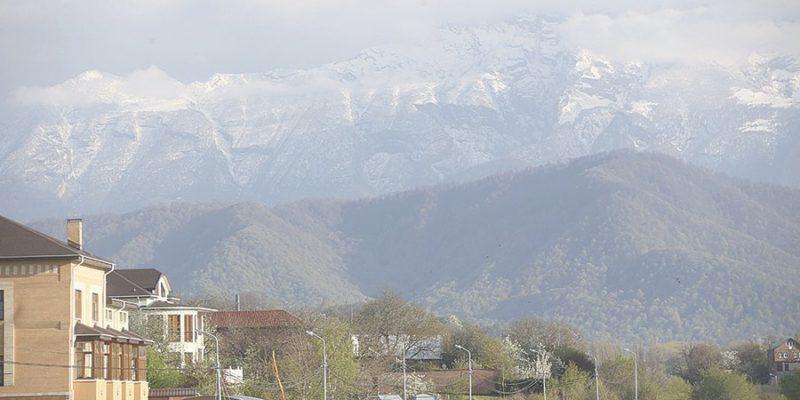 Горы прекрасны в любую погоду